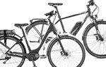 E-Trekking-Bikes