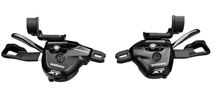 Shimano Deore XT 11-fach Schalthebel SL-M8000