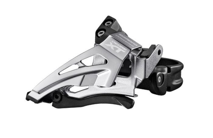 Shimano Deore XT Umwerfer 2x11 FD-M8025 Top Swing