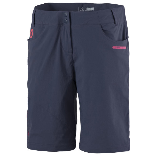 Scott Trail MTN stretch Damen Shorts blue nights
