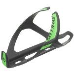 Syncros Flaschenhalter Carbon 1.0 black/neon-green