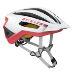 Scott Fuga Plus rev Helm white/melon red