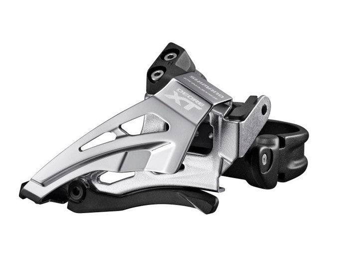 Shimano XT Umwerfer FD-M8025 2x11-fach Schelle tief