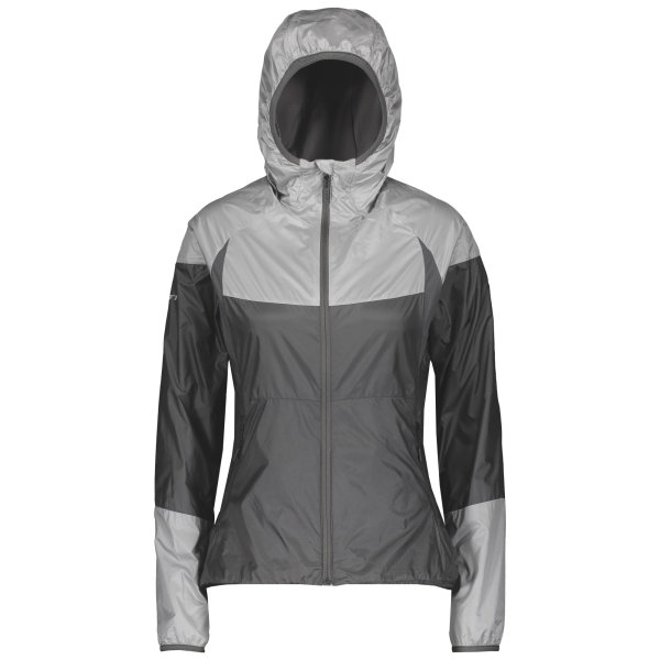 Scott Trail MTN Tech Hybrid WB Damen-Jacke light grey/dark grey