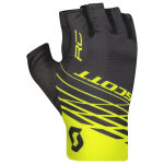 Scott RC Pro Handschuhe kurzfinger black/sulphur yellow