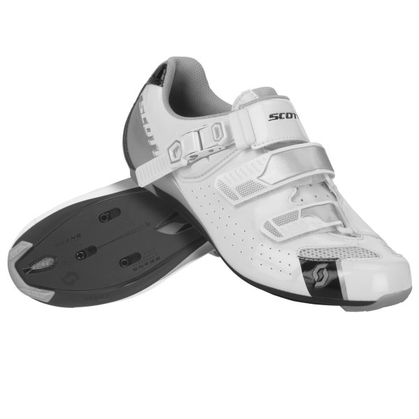 Scott Road Pro Damen Schuh gloss white/gloss black