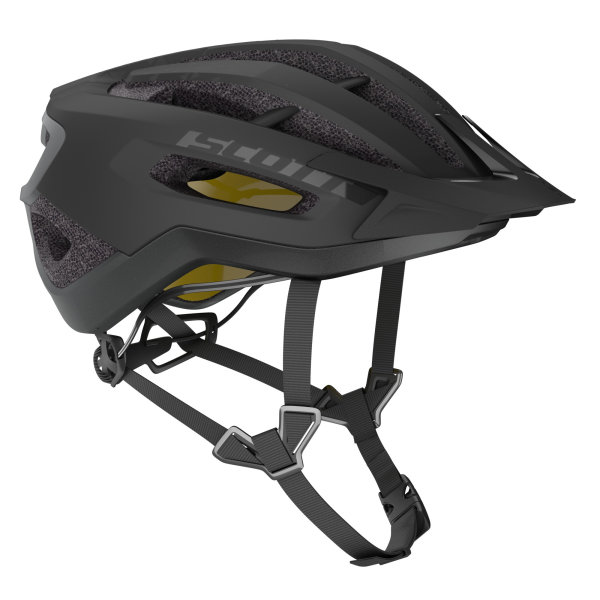 Scott Fuga Plus rev Helm stealth black
