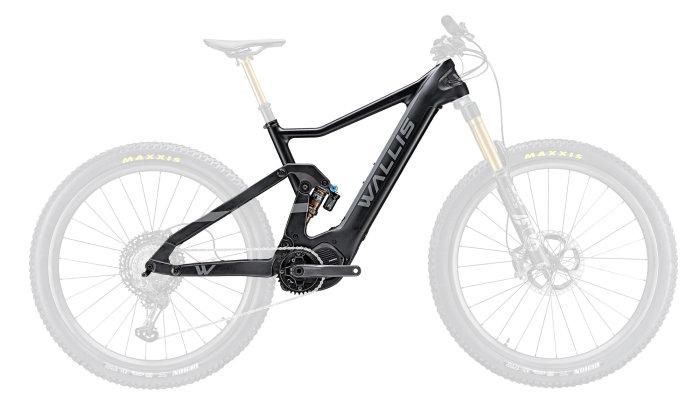Wallis Carbon E-Enduro 720 Frameset