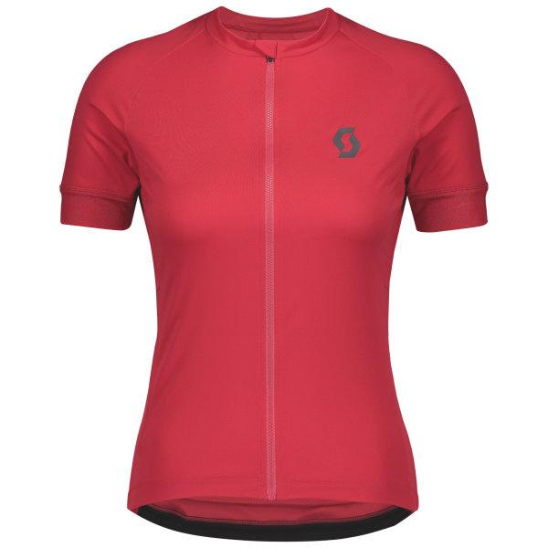 Scott Endurance 10 Damen-Shirt s/sl lollipop pink/dark grey
