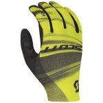 Scott RC Pro Handschuhe langfinger black/sulphur yellow