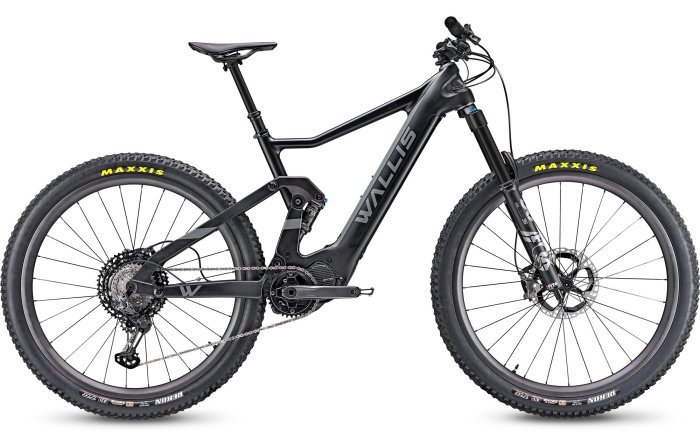 Wallis Carbon E-Allmountain 720