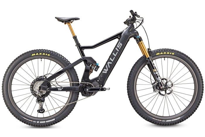 Wallis Carbon E-Enduro 720 Konfigurator