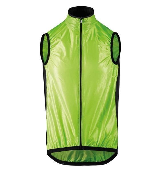 Assos Mille GT Wind Vest visibilityGreen