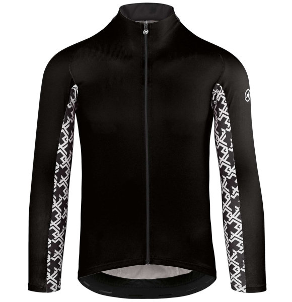 Assos Mille GT Summer LS jersey blackSeries
