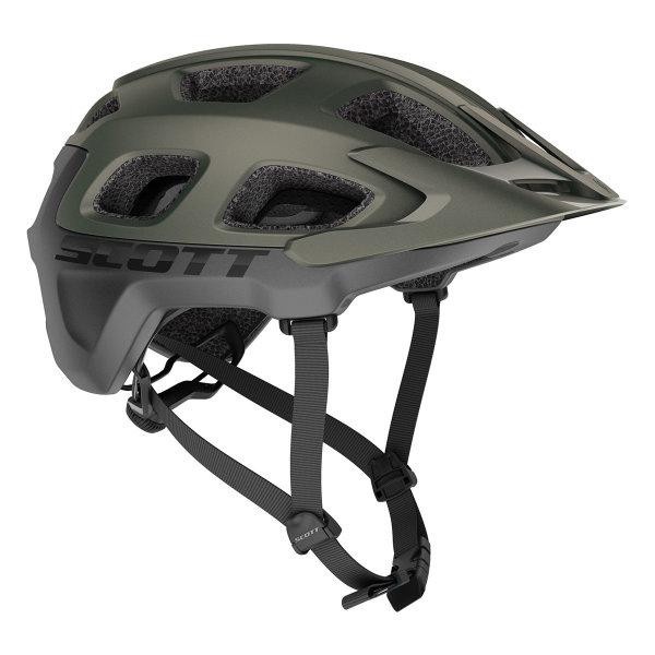 Scott Vivo plus Helm komodo green