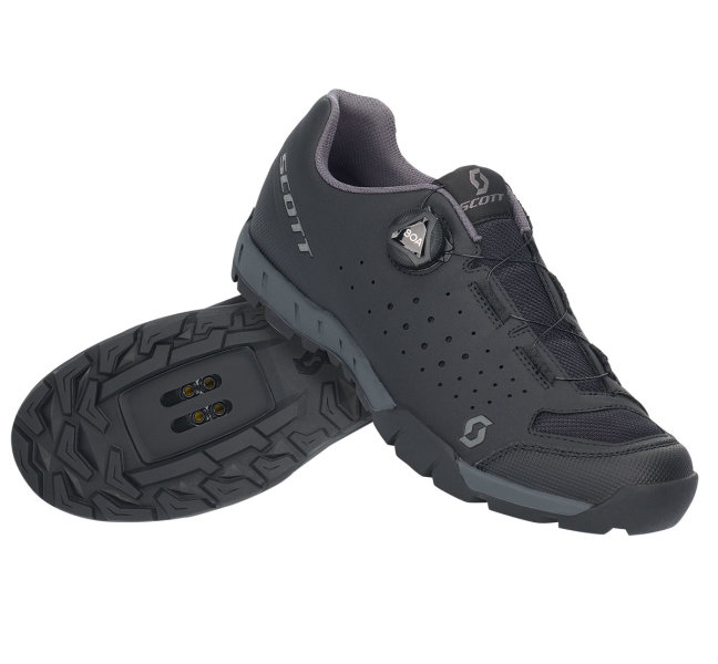 Scott Sport Trail Evo Boa Schuh black/dark grey