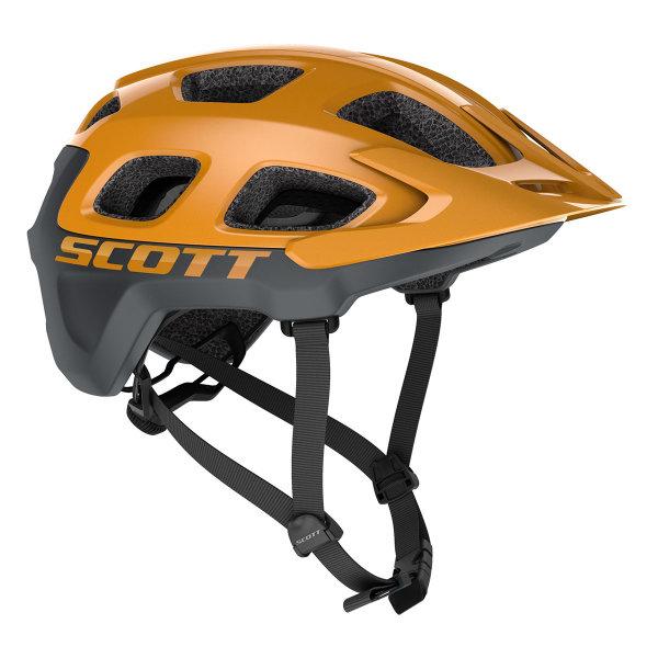 Scott Vivo plus Helm fire orange