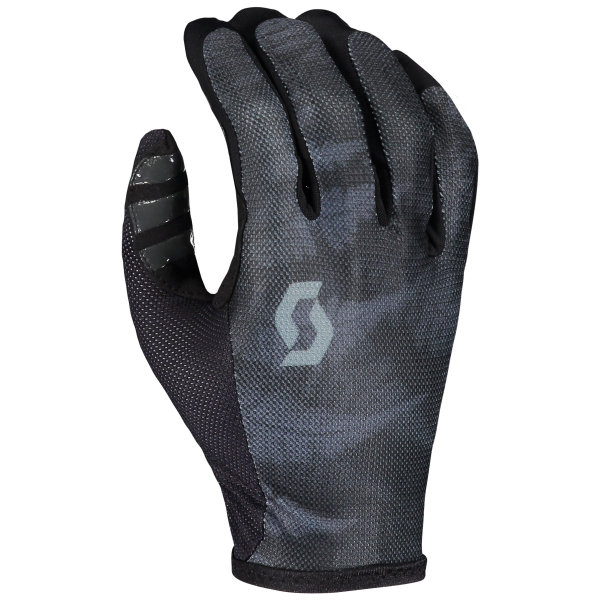 Scott Traction Handschuhe langfinger black/dark grey