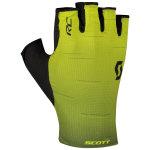 Scott RC Pro Handschuhe kurzfinger black/sulphur yellow M