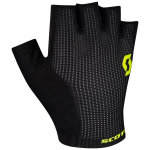 Scott Essential Handschuhe kurzfinger black/sulphur yellow