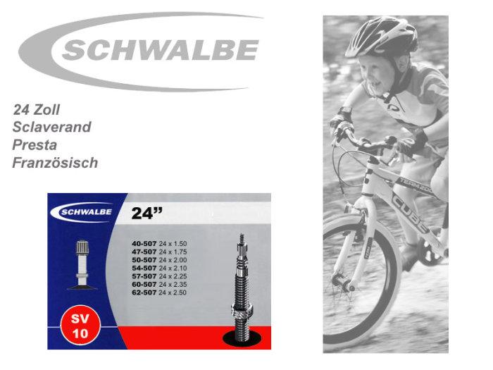 Schwalbe SV10 Schlauch