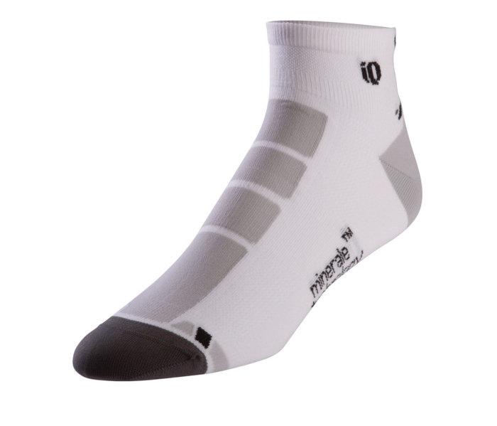 Pearl Izumi P.R.O. Low Socks white