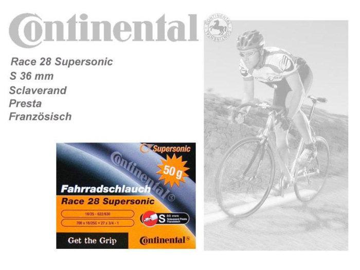 Conti Rennrad Schlauch Supersonic S42